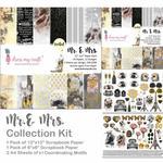 Mr. & Mrs. Collection Kit - Dress My Craft