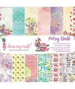 Fairy Dust 12x12 Paper Pad - Dress My Craft