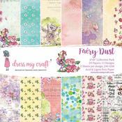 Fairy Dust 6x6 Paper Pad - Dress My Craft