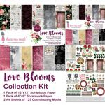 Love Blooms Collection Kit - Dress My Craft - PRE ORDER