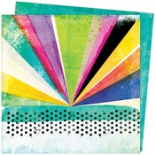 Array Of Colors Paper - Color Study - Vicki Boutin