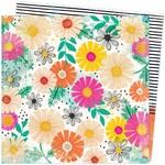 Floral Study Paper - Color Study - Vicki Boutin