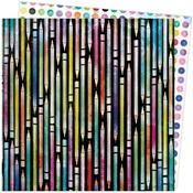 Doodles Paper - Color Study - Vicki Boutin