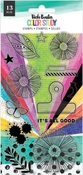 It's All Good Acrylic Stamps - Color Study - Vicki Boutin - PRE ORDER