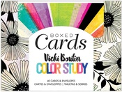 Color Study Boxed Card Set - Vicki Boutin - PRE ORDER