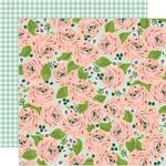 In Full Bloom Paper - Bunnies & Blooms - Simple Stories