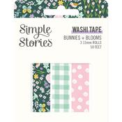 Washi Tape - Bunnies & Blooms - Simple Stories