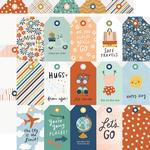 Tags Paper - Safe Travels - Simple Stories - PRE ORDER