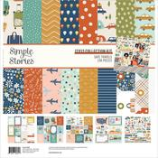 Safe Travels 12x12 Collection Kit - Simple Stories