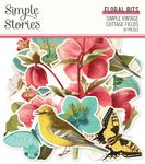Simple Vintage Cottage Fields Floral Bits & Pieces - Simple Stories