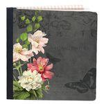 Vintage Floral 6x8 SN@P! Flipbook - Simple Stories - PRE ORDER