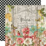 Natural Beauty Paper - Simple Vintage Cottage Fields - Simple Stories