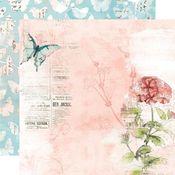 Dream More Paper - Simple Vintage Cottage Fields - Simple Stories