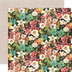 Simple Things Paper - Simple Vintage Cottage Fields - Simple Stories