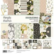 Happily Ever After 12x12 Collection Kit - Simple Stories