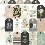 Tags Paper - Happily Ever After - Simple Stories - PRE ORDER