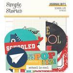 School Life Journal Bits & Pieces Die-Cuts - Simple Stories - PRE ORDER