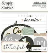 Happily Ever After Journal Bits - Simple Stories - PRE ORDER