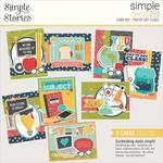You've Got Class Card Kit - School Life - Simple Stories - PRE ORDER
