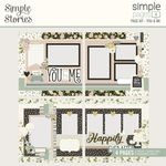 You & Me Simple Pages Page Kit - Happily Ever After - Simple Stories