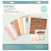 ShotBox Photoreal Backgrounds Pack - We R Memory Keepers - PRE ORDER