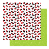 Ladybug Paper - Fern & Willard - Photoplay