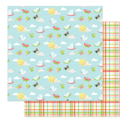 Flutter Paper - Fern & Willard - Photoplay