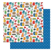 Luggage Paper - Time To Travel - Photoplay