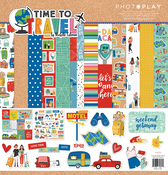 Time To Travel Collection Pack - Photoplay
