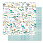 Make Believe Paper - Little Boys Have Big Adventures - Photoplay - PRE ORDER