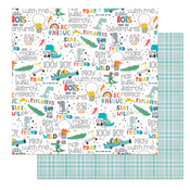 Make Believe Paper - Little Boys Have Big Adventures - Photoplay