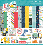 Little Boys Have Big Adventures Collection Pack - Photoplay
