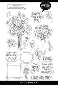 Mother's Day 6x8 Icon Stamps - Photoplay