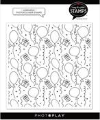 Celebration 6x6 Background Stamp - Photoplay