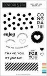 Mini Gift Box Stamp Set - Concord & 9th