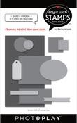 #6 Build a Window Dies - Photoplay - PRE ORDER