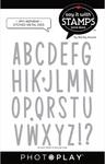 Slim Alphabet Dies - Photoplay