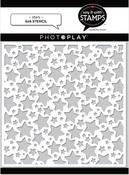 Stars 6x6 Stencil - Photoplay - PRE ORDER