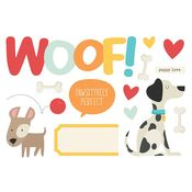 Woof Page Pieces - Simple Stories - PRE ORDER