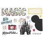 Magic Memories Page Pieces - Simple Stories