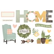 Home Page Pieces - Simple Stories - PRE ORDER