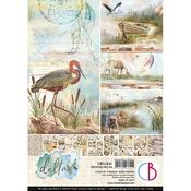 Delta A4 Creative Paper Pad - Ciao Bella