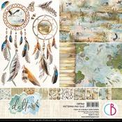 Delta 12x12 Patterns Paper Pad - Ciao Bella