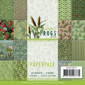 Friendly Frogs 6x6 Paper Pack - Find It Trading - PRE ORDER