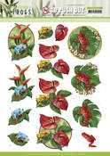 Poison Frogs Punchout Sheet - Friendly Frogs - Find It Trading - PRE ORDER