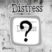 February Tim Holtz Distress Enamel Collector Pin - PRE ORDER