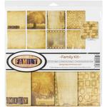 Family Collection Kit - Reminisce - PRE ORDER