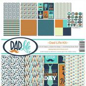 Dad Life Collection Kit - Reminisce - PRE ORDER