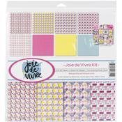 Joie de Vivre Collection Kit - Reminisce