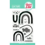 Rainbow Builder Clear Stamps - Avery Elle - PRE ORDER